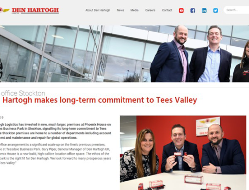 Den Hartogh makes long-term commitment to Tees Valley